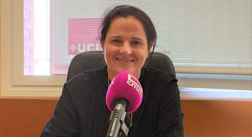 Amaya Zalacaín, Universidad de Castilla-La Mancha