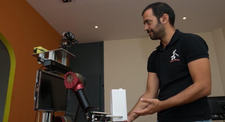 Pedro Núñez, Universidad de Extremadura
