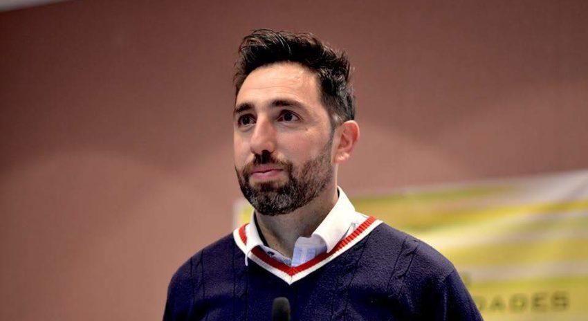 Sergio García Magariño, Universidad Pública de Navarra