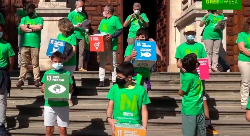 GREEN WEEK. Universidades Embajadoras por el Clima