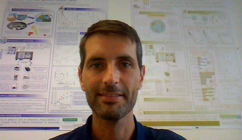 Vicente Montes Jiménez, Universidad de Extremadura
